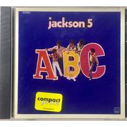 Jackson 5 - Abc - Cd Importado Usa Novo Lacrado