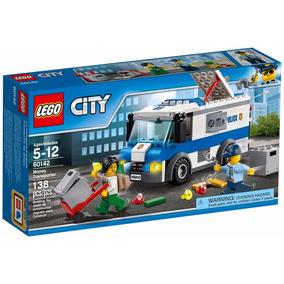 Lego City 60142 Carro Forte Money Transporter - Pta Entrega