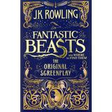 Libro Fantastic Beasts Guion Original Jk Rowling Ingles