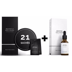 Beyoung Instant 21 Sachês + Beyoung Booster - Frete Gratis