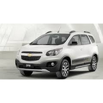 Chevrolet Spin Lt / Ltz / 5 Y 7 Asientos Mt Y At Tasa 0%