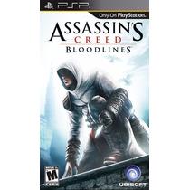 Assassins Creed Bloodlines Para Psp