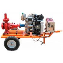 Motobomba 18hp Diesel 3 Alta Presion