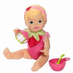 Muñeca My Little Mommy Hora De Comer. Fisher Price Original