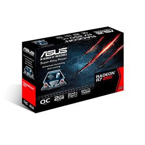 Placa De Video Asus Ati Radeon R7 250 2gb Ddr5 Lezamapc