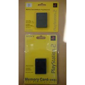 Memory Card Ps2 8mb 64 Mb Amplio Stock, Mejor Precio.