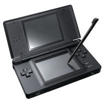 Console Nintendo Ds Lite Preto Novo Na Caixa