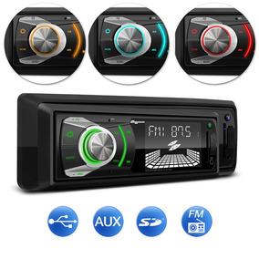 Mp3 Player Quatro Rodas 1 Din Usb + Gps Discovery Tv Outlet