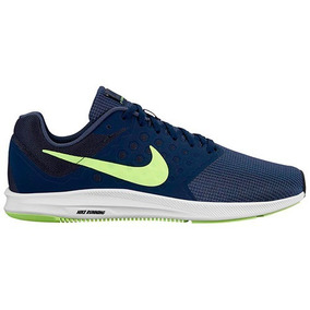 buy online eb524 03446 Tenis Nike Downshifter 852459-403 Marino Verde Pv