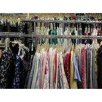 Lote De Roupas Femininas Usadas Atacado Para Bazar 275 Peças