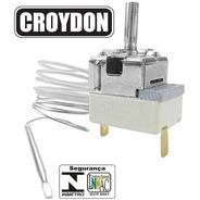 Regulador Bivolt Termostato Fritadeira Elétrica Croydon