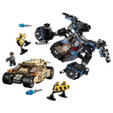 Batman Vs Bane Bozhi 368pçs Lego