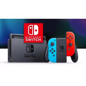 Nintendo Switch 32gb - Neon Original Lacrado Pronta Entrega