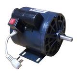 Repuesto Motor Electrico Maq Hormigonera 3/4 Hp Interruptor