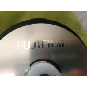 Dvd Fujifilm Ocho(8) Regrabable 4.7 Gb 120 Min. Video/data