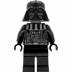 Reloj De Lego Star Wars Darth Vader Con Despertado Diego Vez
