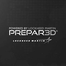 Simulador De Voo - Lockheed Martin Prepar3d V4