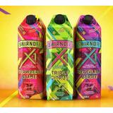 Nova Vodka Na Caixinha Tetra Pak Smirnoff X1 C/ 1un 1l