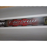 Módulo Taramps T-60.0 Kw 60.000w Rms High Voltage Usado