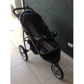 Carrinho De Bebê Usado Três Rodas