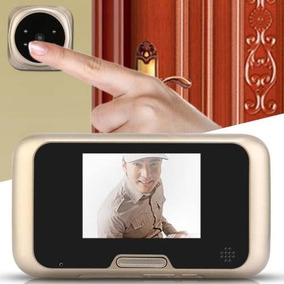 Digital Door Peephole Viewer 3.5 Tft Cam Olho Magico Eletron