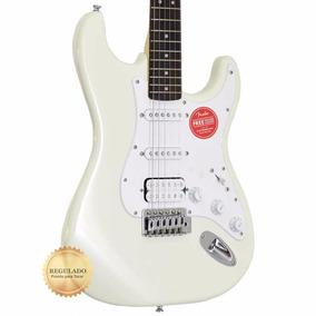 Guitarra Fender Squier Bullet Hss Stratocaster Artic White