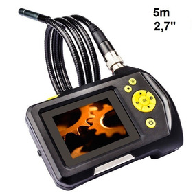 Boroscopio Endoscopio Usb 5m Led Cámara Inspección = Bosch