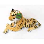 Peluche Tigre 45cm Excelente Calidad Dacio Funny Land