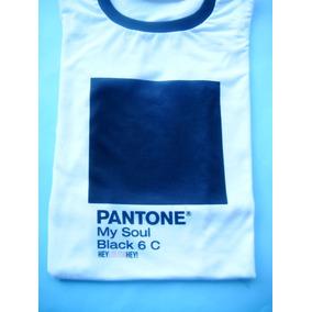 Remera Pantone Black Soul