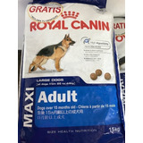 Royal Canin Maxi Adulto 15kg Entrega Gratuita Quito