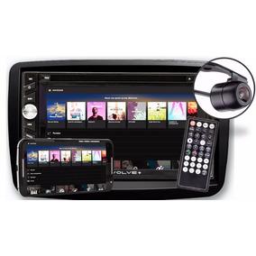 Kit Multimidia Kwid Gps Tv Digital Usb Dvd Camera De Re Bt