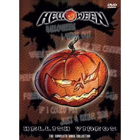 Helloween - Hellish Videos - Dvd