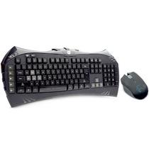 Megantereon Teclado + Mouse Gamer - Dazz