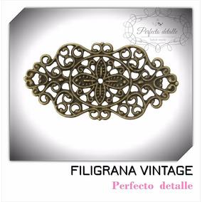 25 Filigranas Vintage Bronce Para Decorar Invitaciones