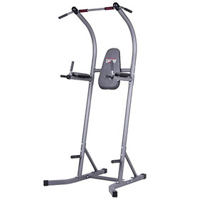 Cuerpo Champ Power Tower, Gris Oscuro / Negro