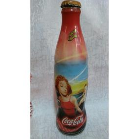 Botella De Coca Cola Edicion Limitada
