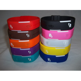 Relógio Led Digital Sport Pulseira Silicone Bracelete 60 Pçs