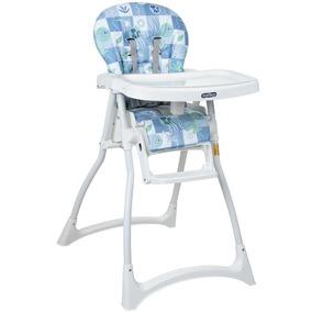 Cadeira De Alimentação Merenda Peixinho Azul Burigotto