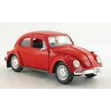 Vw Beetle Bellisimo 1:24 Scale 17cm Largo