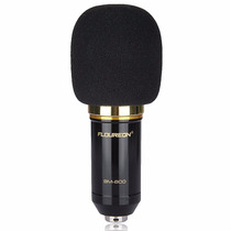 Microfono Condensador De Estudio De Grabacion Radiodifusion