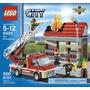 Lego City 60003 Llamada De Emergencia 300 Pzs