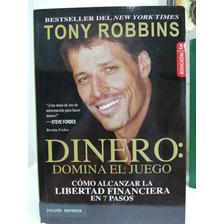 Dinero Domine El Juego De Tony Robbins Libro En Oferta