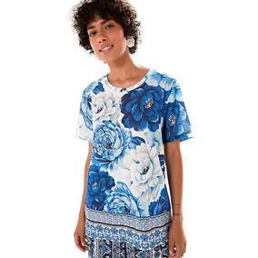 75341cf067 Maxi Blusa - Blusas para Feminino no Mercado Livre Brasil