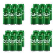 Carlsberg Green . Cerveza . 500ml X 24 - Tomate Algo® -