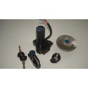 Kit Chave Factor 125/xtz125 Jogo Trava/miolo/banco/tanque