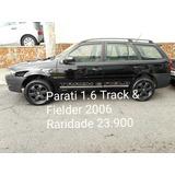 Volkswagen Parati 1.6 Track & Field Total Flex 5p