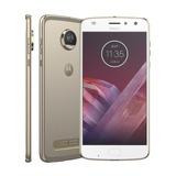 Smartphone Motorola Moto Z2 Play 64gb Dourado