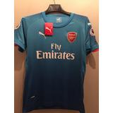 Camiseta Arsenal 17/18 Reserva