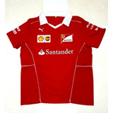 Camiseta F1 Ferrari F. Massa Tamanho Especial 4xl 82cmx 76cm no ... 8449caa2544