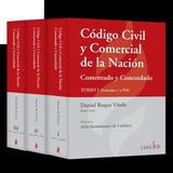 Vítolo - Código Civil Y Comercial Nación Comentado 3 Tomos